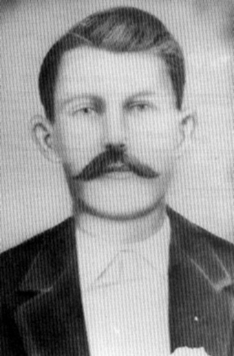 John Thomas Addington (1849-1904), grandson of William Addington and great grandson of Henry and Sarah Addington